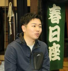 横林 太輝さん