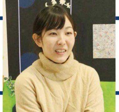 奈義町中島西の花房紗也香さん掲載