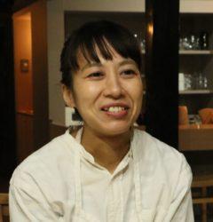 竹内由里子さん